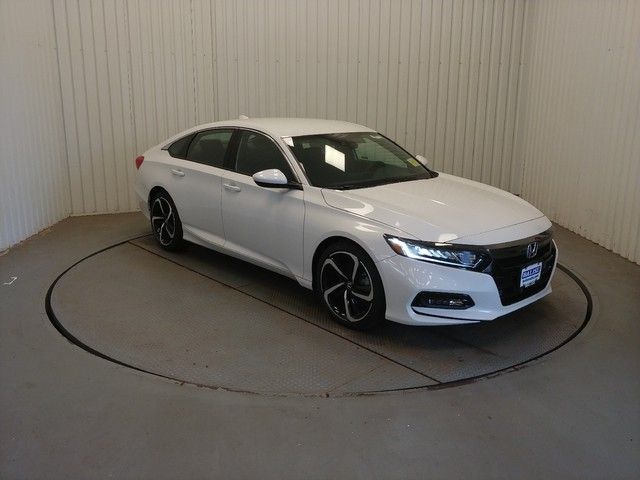 Pre-Owned 2019 Honda Accord Sedan Sport 1.5T